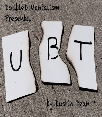 Underground Bottom Tear (UBT) by Dustin Dean