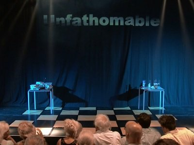 Unfathomable: a recreation of the Piddington's two person telepathy act by Martin T. Hart
