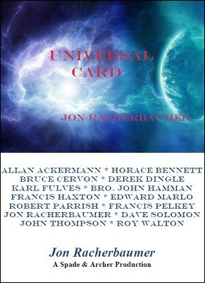 The Universal Card Expanded by Jon Racherbaumer