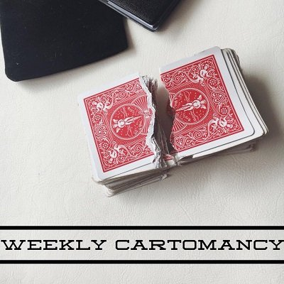 Weekly Cartomancy by Pablo Amirá