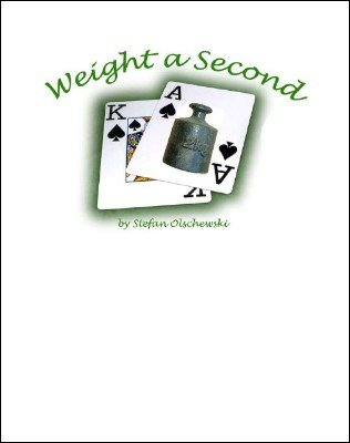 Weight a Second by Stefan Olschewski