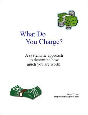 What Do You Charge? by Brian T. Lees