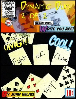 Write You Are: A totally unexpected card revelation by John Gelasi