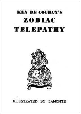Zodiac Telepathy by Ken de Courcy