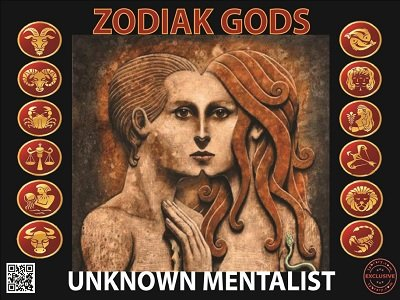 Zodiak Gods by Unknown Mentalist
